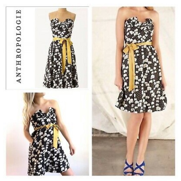 Anthropologie Dresses & Skirts - Anthropologie Elephant Dress with Pockets